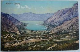MONTENEGRO - KOTOR - CATTARO , K.U.K. MILITARPOST - Montenegro
