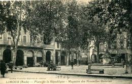 LIMOUX =  Magasins Des Nouvelles Galeries   848 - Limoux