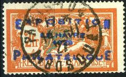 France N°257A Oblitéré ; Exposition Du Havre ; Fausse Surcharge - France