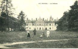 N°75475 -cpa Le Château De Draveil - Castillos