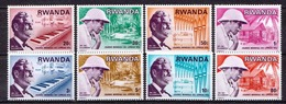 Ruanda MNH Set - Albert Schweitzer
