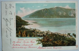 MONTENEGRO - RISANO , BOCCHE DI CATTARO 1901 - Montenegro