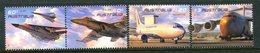 Australia 2011 Royal Australian Air Force Set MNH (SG 3552-3555) - Mint Stamps