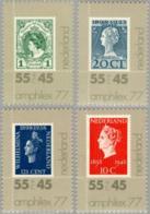 1977 Amphilex  NVPH 1137-1140 Postfris/MNH/** - 1949-1980 (Juliana)