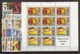1965 Jaargang Nederland NVPH 836-855 Complete. See Description - Pays-Bas