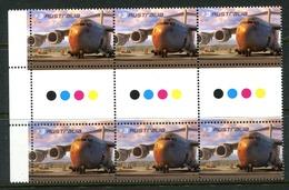 Australia 2011 Royal Australian Air Force - $3.00 Block MNH (SG 3555) - Mint Stamps