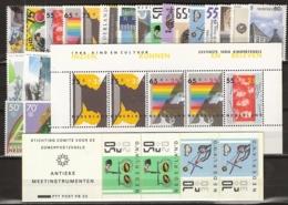 1986 Jaargang Nederland Postfris/MNH** - Nederland