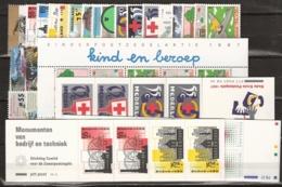 1987 Jaargang Nederland Postfris/MNH** - Nederland