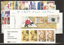 1988 Jaargang Nederland Postfris/MNH** - Nederland