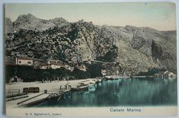 MONTENEGRO - KOTOR - CATTARO , MARINA - Montenegro