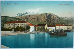 MONTENEGRO - TEODO - TIVAT - Montenegro