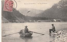 01  Les Neyrolles. Nantua. Le Lac De Sylans - Other Municipalities
