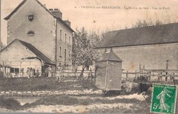 18 6 VIGNOUX SUR BARANGEON Le Moulin Du Sein Vue De Profil - France