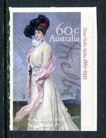 Australia 2011 150th Birth Anniversary Of Dame Nellie Melba - Self-adhesive MNH (SG 3595) - Mint Stamps