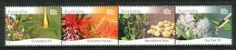Australia 2011 Native Plants Set MNH (SG 3596-3599) - Mint Stamps