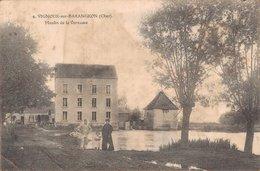 18 9 VIGNOUX SUR BARANGEON Moulin De La Vernusse - France