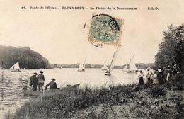 Carquefou-les Bords De L Erdre-la Plaine De La Couronnerie-bon état - Carquefou