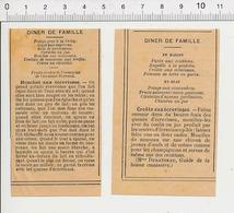 Presse 1893 Recette Honchet Aux écrevisses + Croûte Aux écrevisses 226ZF - Old Paper