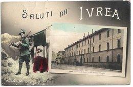 Italie Saluti Da Ivrea (animation) - Other Cities