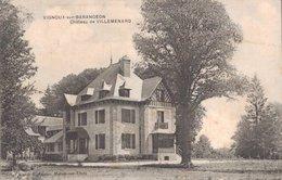 18 VIGNOUX SUR BARANGEON Château De Villemenard - Frankreich