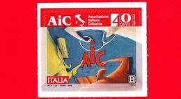 Nuovo - MNH - ITALIA - 2019 - 40 Anni Dell'AIC – Associazione Italiana Celiachia – Figure - B - 1946-.. République