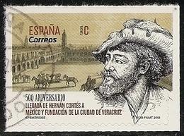2019-ED. 5312 SERIE COMPLETA - 500 ANIVERSARIO DE LA LLEGADA DE HERNÁN CORTÉS A MÉXICO Y FUNDACIÓN DE LA CIUDAD DE VERAC - 1931-Hoy: 2ª República - ... Juan Carlos I