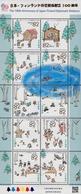 Japan - 2019 - Centenary Of Japan-Finland Diplomatic Relations - Mint Souvenir Sheet - 1989-... Emperador Akihito (Era Heisei)