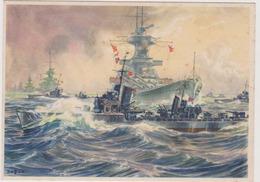Durchbruch,  II°WW,  Illustrata Da Kablo Nel 1939   - F.G - Weltkrieg 1939-45