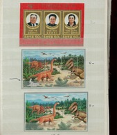 Corée Du Nord Année 2000 Complète Avec Blocs Spéciaux Neuf** MNH 450€ De Cote Catalogue - Corée Du Nord