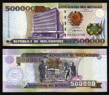 MOZAMBIQUE - 500 000 METICAIS - 2003 - UNC - Mozambique