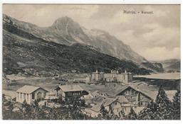 Maloja - Kursaal 1908 - Suisse