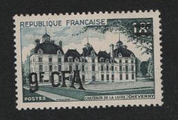 WP26 Réunion CFA °° 1953 316 Cheverny - Unused Stamps