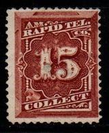 S067-. USA - SC#: 1T11 - MINT - TELEGRAPH STAMP - AMERICAN RAPID TELEGRAPH - Telegraph Stamps