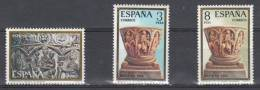 ESPAÑA 1974 - NAVIDAD - NOEL - CHRISTMAS - Edifil Nº 2217-2219 - YVERT 1872-1874 - 1931-Aujourd'hui: II. République - ....Juan Carlos I
