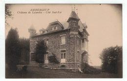 Sainte Ode - Amberloup - Château De Lejardin - Côté Sud Est - Sainte-Ode