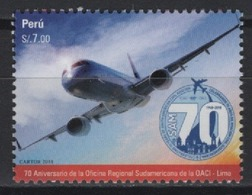 Peru (2018) - Set - /  Aircraft - Airship - Airplane - Airplanes