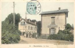 MONTATAIRE LA GARE - Montataire