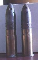 2 Obus Français - Armes Neutralisées