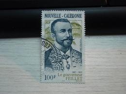 Timbre Nouvelle-Calédonie Le Gouverneur Feuillet  2003 - Usados