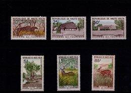 Haute Volra N° 97 à 102 Série De 6 Timbres Neufs** - Haute-Volta (1958-1984)