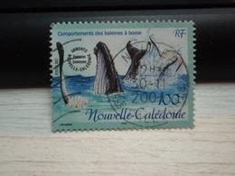 Timbre Nouvelle-Calédonie Comportement Des Baleines à Bosse 2001 - Neukaledonien