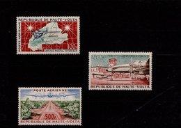 Haute Volra PA N° 1 à 3 Série De 3 Timbres Neufs** - Haute-Volta (1958-1984)