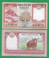 NEPAL - 5 RUPEES - 2017 – UNC - Nepal
