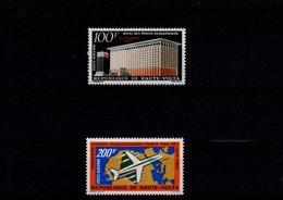 Haute Volra PA N° 7 à 8 Série De 2 Timbres Neufs** - Haute-Volta (1958-1984)
