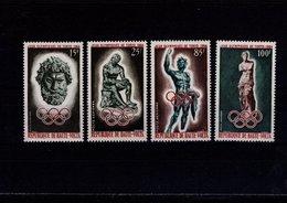 Haute Volra PA N° 14 à 17 Série De 4 Timbres Neufs** - Haute-Volta (1958-1984)