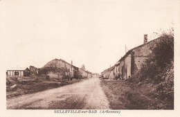 08 Belleville Sur Bar - Francia