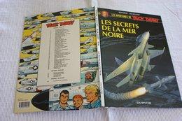 BUCK DANNY  LES SECRETS DE LA MER NOIRE  EO  1994 - Buck Danny