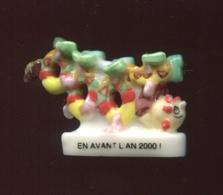 Feve A L Unite En Avant L An 2000 III N1  1.5p1a1 - Autres