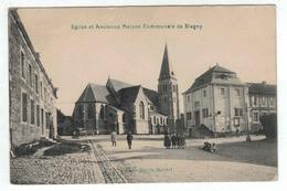 Blégny -Eglise Et Ancienne Maison Communale - Blégny
