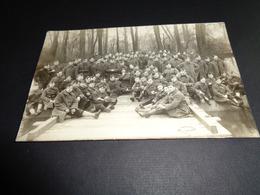 Militair ( 21 )  Militairen  Soldaten  Soldaat  Soldats  Soldat  Armée  Leger - Carte Photo  Fotokaart - Personnages